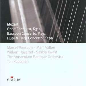 Mozart: concertos pour vents 2787033