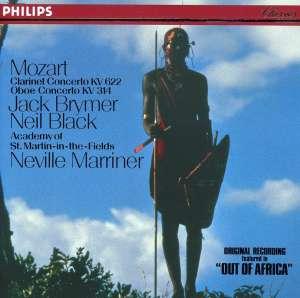 Mozart: concertos pour vents 5095368