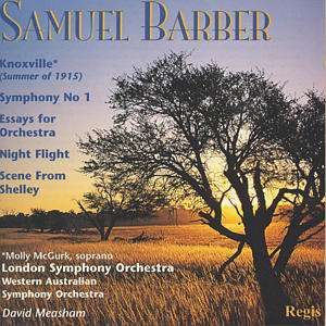 essay for orchestra op 12 atlanta symphony orchestra