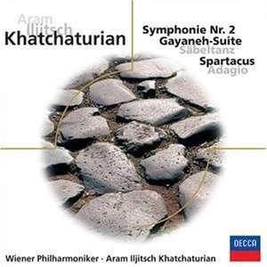 Aram Khatchaturian Wiener Philharmoniker Khachaturian conducts Spartacus