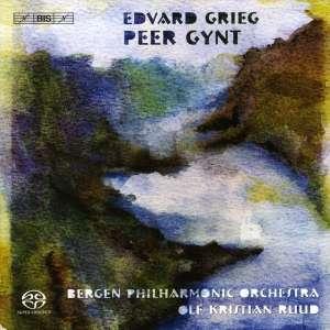 Edvard Grieg - Gennadi Rozhdestvensky Gennadij Rožděstvenskij Koncert A Moll Pro Klavír A Orchestr / Šest Poetických Skladeb