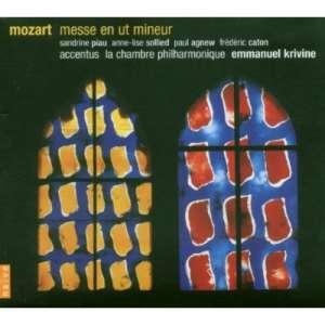 Mozart - Grande Messe en ut mineur 9599349