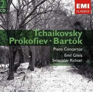 Tchaikovsky: Concertos pour piano 9648830
