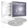 Foreigner: Acoustique: The Classics Unplugged (2 CDs + DVD) (Ltd.Edt.), 2 CDs