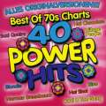 Various Artists: Best Of 70s Charts, 2 CDs