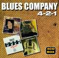 Blues Company: 4-2-1, 4 CDs