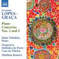 Lopes-Graca (1906-1994): Klavierkonzerte Nr.1 & 2, CD