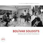 Bolivar Soloists - Musica De Astor Piazzolla (Direct to Disc Recording/nummerierte Auflage), LP