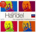 George Frideric Handel: Ultimate Handel - The E, 5 CDs