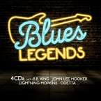 Various Artists: Blues Legends, 4 CDs