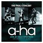 A-Ha: Ending On A High Note - The Final Concert 2010, CD