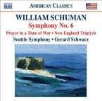 William Schuman (1910-1992): Symphonie Nr.6, CD