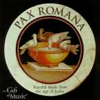 Pax Romana - Peaceful Music from the Age of Rome, CD