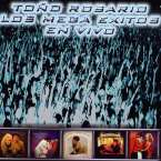 Tono Rosario: Mega Exitos En Vivo, CD