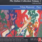 Felicja Blumental - The Italian Collection Vol.1, CD