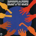 Verschiedene Länder - Drums Of The World, CD