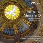 Otto Nicolai (1810-1849): Messe D-Dur, CD