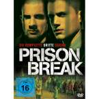 Prison Break Season 3, 4 DVDs