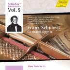 Franz Schubert (1797-1828): Klavierwerke Vol.9, CD