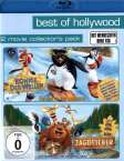 Best of Hollywood: Jagdfieber + Könige der Wellen (Blu-ray), 2 Blu-ray Discs