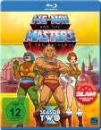 He-Man and the Masters of the Universe Season 2 (Blu-ray), Blu-ray Disc