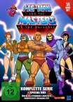 He-Man and the Masters of the Universe Season 1+2, 14 DVDs