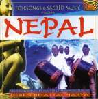 Nepal - Folksongs & Sacred Music From Nepal, CD