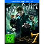 Harry Potter & die Heiligtümer des Todes Teil 1 (Ultimate Edition) (Blu-ray), 3 Blu-ray Discs