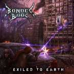 Bonded By Blood: Exiled To Earth, CD