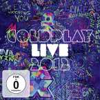 Coldplay: Live 2012 (CD + DVD), CD