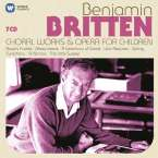 Benjamin Britten (1913-1976): Choral Works & Opera for Children, 7 CDs