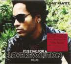 Lenny Kravitz: It Is Time For A Love Revolution (Limited Deluxe Package CD + DVD), CD