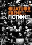 Quatuor Ebene - Fiction (Live), DVD