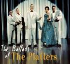 Platters: The Ballads Of The Platters, CD