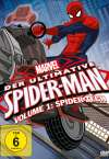 Der ultimative Spider-Man Vol. 1: Spider-Tech, DVD