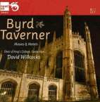 William Byrd (1543-1623): Messen zu 3,4 & 5 Stimmen, 2 CDs
