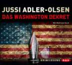 Jussi Adler-Olsen: Das Washington-Dekret, 6 CDs