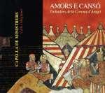 Amors E Canso - Trobadors de la Corona d'Arago