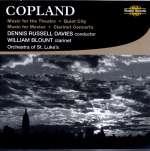 Aaron Copland (1900-1990): Klarinettenkonzert