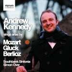 Andrew Kennedy singt Arien