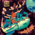 Crazy Rocket Surfers: Storming The Moon