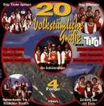 20 volkstümliche Grüße aus Tirol