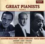 Great Pianists Vol. 2