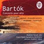 Bela Bartok: Violakonzert