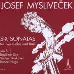 6 Sonaten Für 2 Celli &