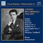 Benno Moiseiwitsch - Chopin Recordings Vol. 1