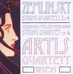 Alexander von Zemlinsky (1871-1942): Streichquartette Nr. 3 & 4