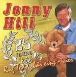 25 Jahre ruf Teddybär eins-vier