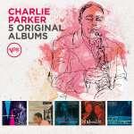 Charlie Parker (1920-1955): 5 Original Albums