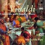 Antonio Vivaldi: Konzerte für mehrere Instrumente (9)